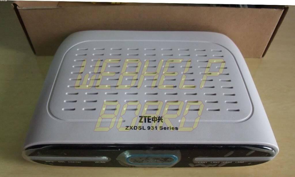 modem oficial live tim zte zxdsl 931 series 784 MLB4708066238 072013 F - Tutorial: configurações LIVETIM para modems e roteadores