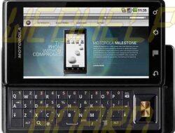 VIVO lanza la actualización 2.2 de Froyo para Motorola Milestone