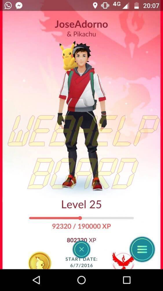 14339808 10205626443500461 945745245 o 563x1000 - Tutorial: Como fazer o Pikachu andar no ombro em Pokémon Go