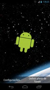 Droid no espaço padrão 168x300 - Saiba como mudar a aparência do seu Android – Parte 3 – Papel de parede animado