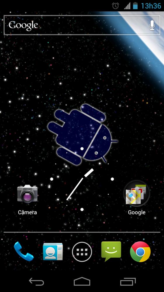 Papel de parede animado em ação 562x1000 - Saiba como mudar a aparência do seu Android – Parte 3 – Papel de parede animado