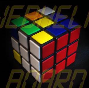 Rubik - O cubo mágico de Rubik foi parar em seu celular. Você é capaz de resolvê-lo?