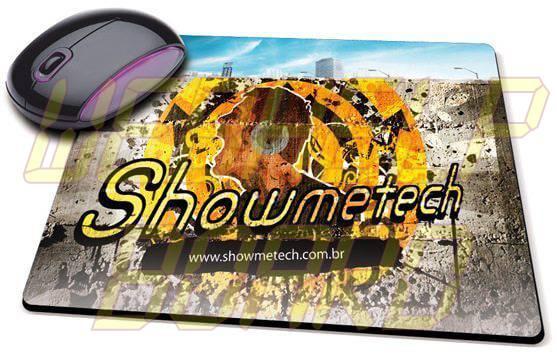 SMTmouse pad1 - PROMOÇÃO: Showmetech dá Mousepad para quem Twitta!