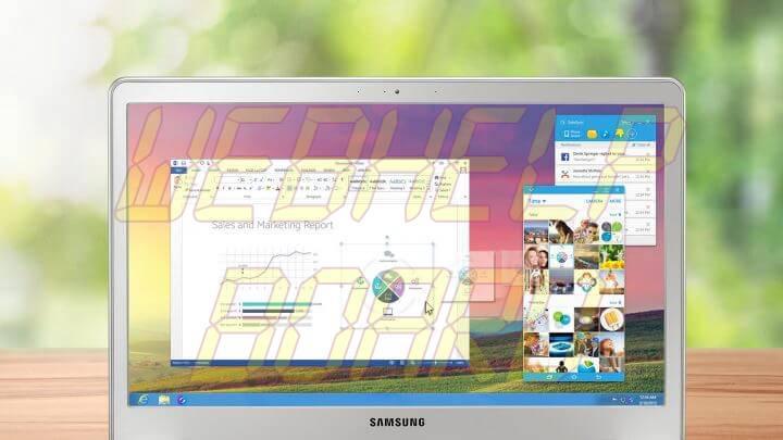 img desk sidesync module03 720x405 - Samsung SideSync: veja como atender uma ligação via celular pelo computador
