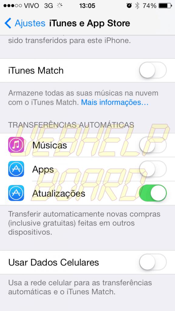 ios transfauto - Top 7 segredos do iOS 7 que todo mundo precisa saber!