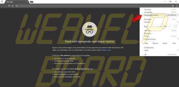 janela anonima do google chrome 1516118921138 615x300 - Confira 20 dicas e truques escondidos no Google Chrome