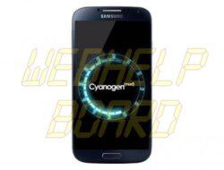 CyanogenMOD 10.1.3 para el Galaxy S4 (GT-i9505): tutorial y revisión de la ROM