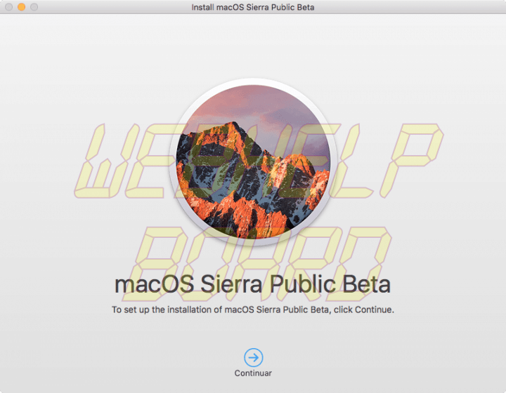 07 sierra 720x560 - Tutorial: Confira como instalar o beta público do macOS Sierra