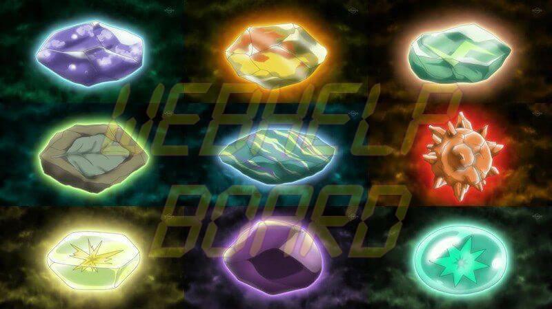 Pokestones - Veja onde encontrar as pedras de evolução em Pokémon Sun & Moon