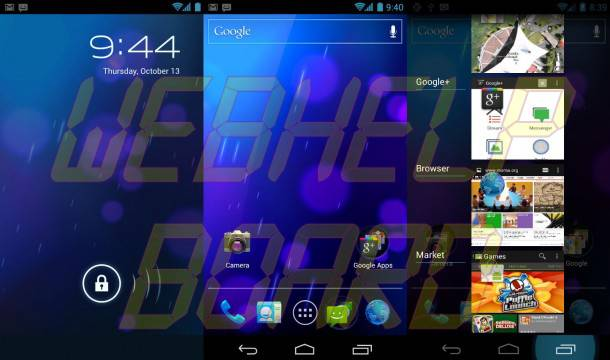android4 3screens 610x360 - Saiba como mudar a aparência do seu Android - Parte 1 - Launchers