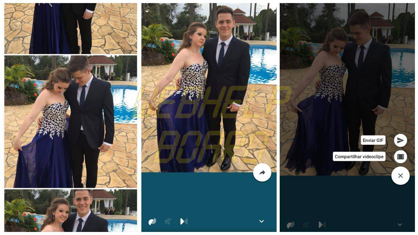 marry - Tutorial: Como transformar uma Live Photo em GIF