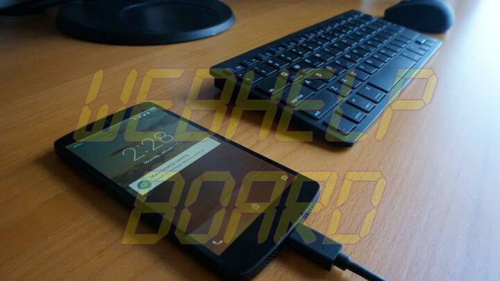 maru is an android lollipop on the phone and debian when connected to pc 500028 2 720x405 - Drivers: aprenda a obter, instalar e atualizar facilmente