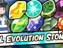 Ver dónde encontrar las piedras de evolución en Pokémon Sol y Luna