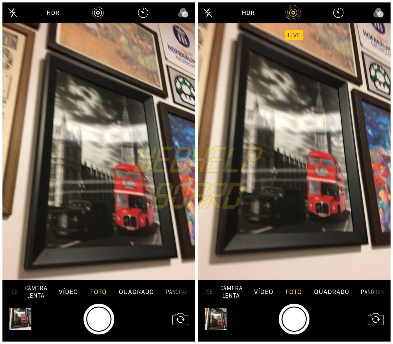neuvosa - Tutorial: Como transformar uma Live Photo em GIF