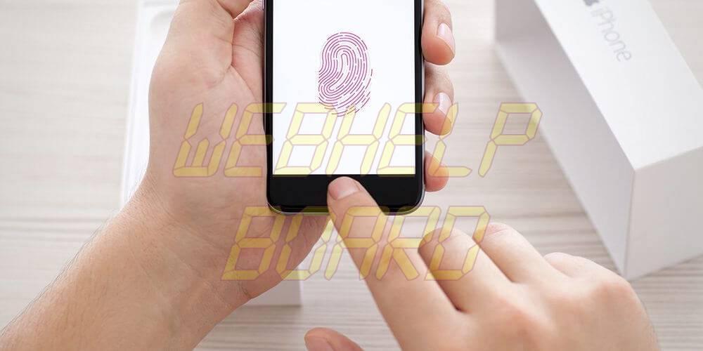 touch id - Tutorial: Configurando o sensor de impressão digital, Touch ID, no iPhone